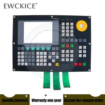 NEW 6FC5500-0AA11-1AA0 SINUMERIK 802C 6FC5 500-0AA11-1AA0 HMI PLC Membrane Switch keypad keyboard