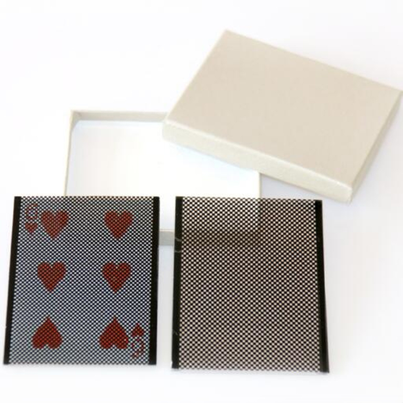 Envío gratis truco mágico truco plástico Wow manga cambio calidad de exportación