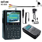 New Satellite Finder Satlink WS-6906 DVB-S FTA Digital Satellite Signal meter LCD Sat Finder WS 6906 satlink ws6906 PK