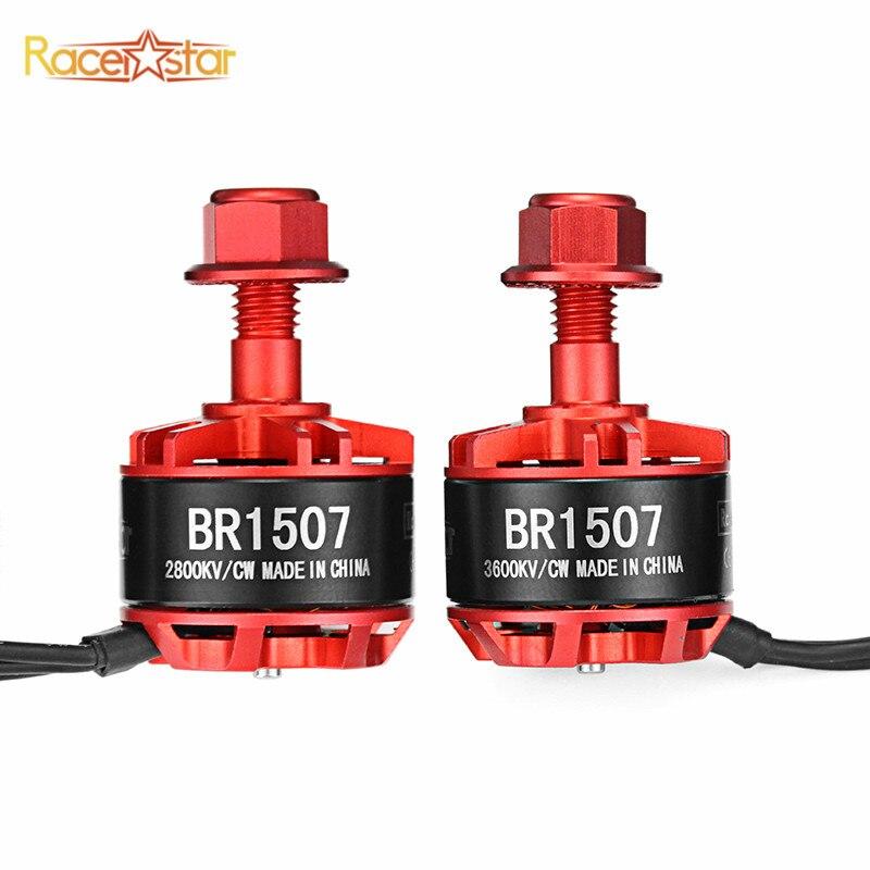 Racerstar Racing Edition 1507 BR1507 2800KV 3600KV 2 4S Brushless Motor For RC font b Drone