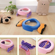 Comfortable Portable Toilet Ring Potty for Baby