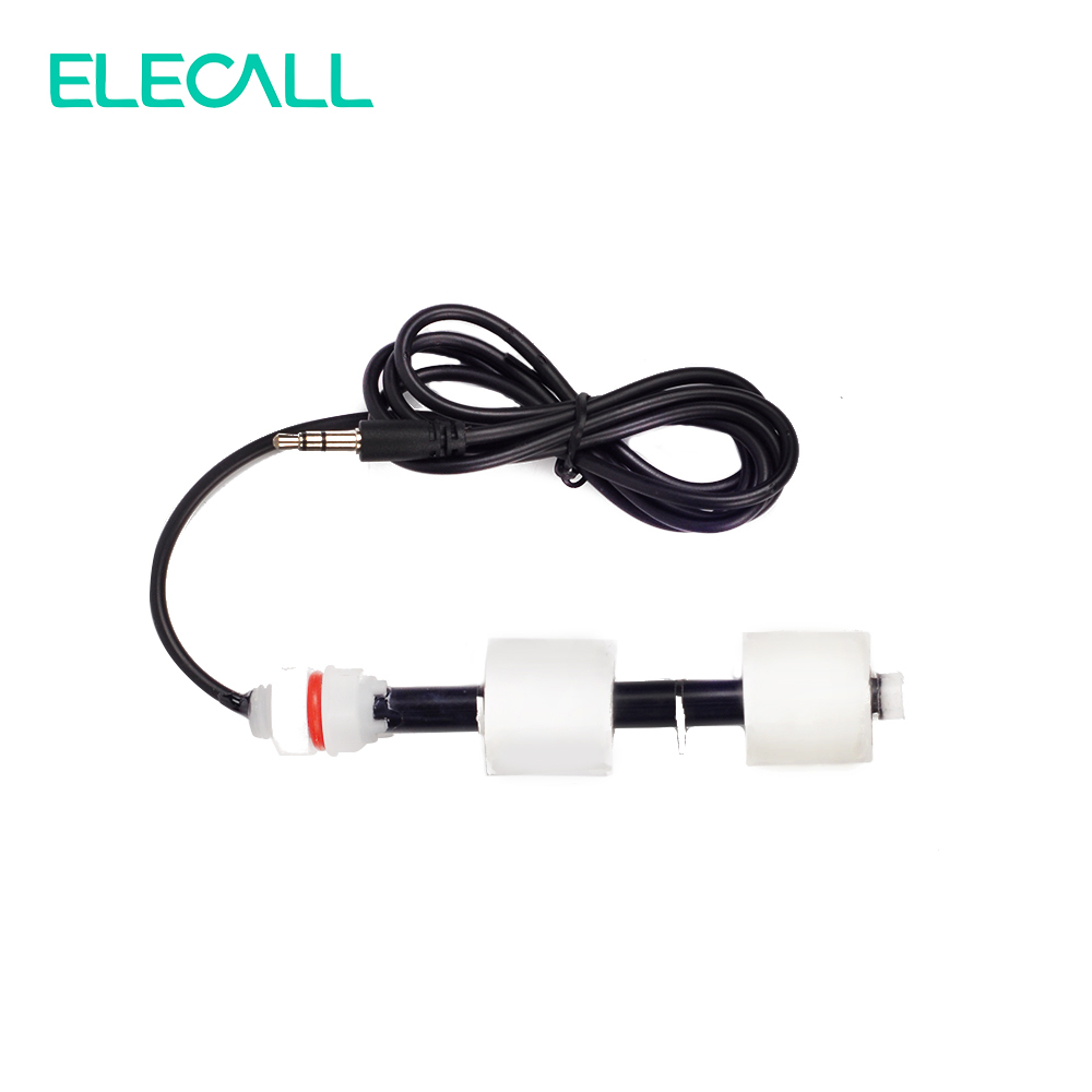 ELECALL EP10010 2 New Type High Quality 1pec Tank Pool Water Level Liquid Sensor Float Switch PP Material Special Connection Way|Flow Sensors| |  - title=