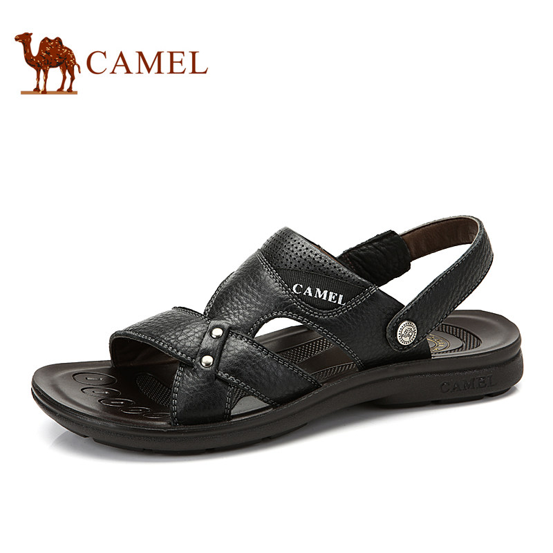 Camel sandals male summer 2016 slip-resistant breathable male sandals casual sandals slippers A622211862 прибор для выжигания фантазер барбоскины