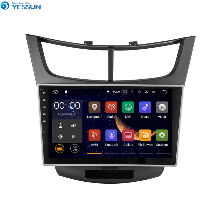 YESSUN For CHEVROLET SAIL 2014~2016 Android Car GPS Navigation player Multimedia Audio Video Radio Multi Touch Screen
