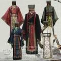 Мужской костюм актер фильм министр весна и осень штаты костюмы из древних придворных халаты шоу выступление