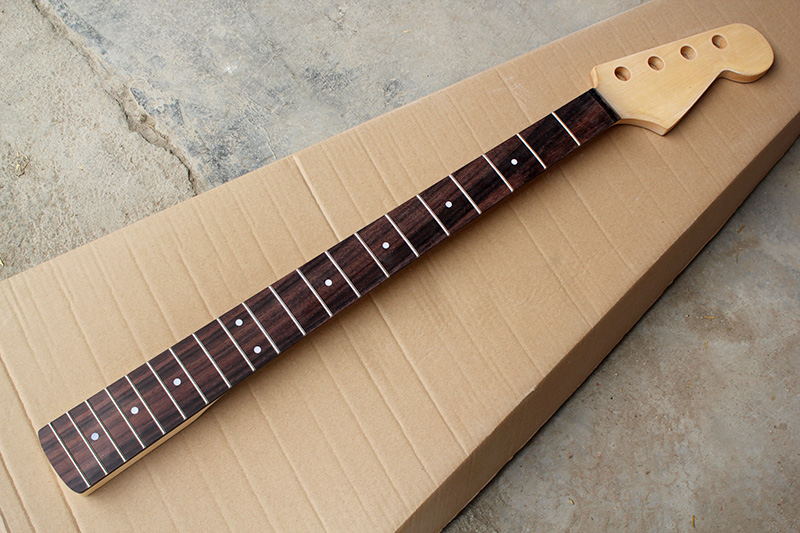 Musical Instruments rosewood Fingerboard,20 Frets,4 Strings,offer Customized Commodities Are Available Without Restriction Guitar Parts & Accessories 2019 Latest Design Electric Bass Neck