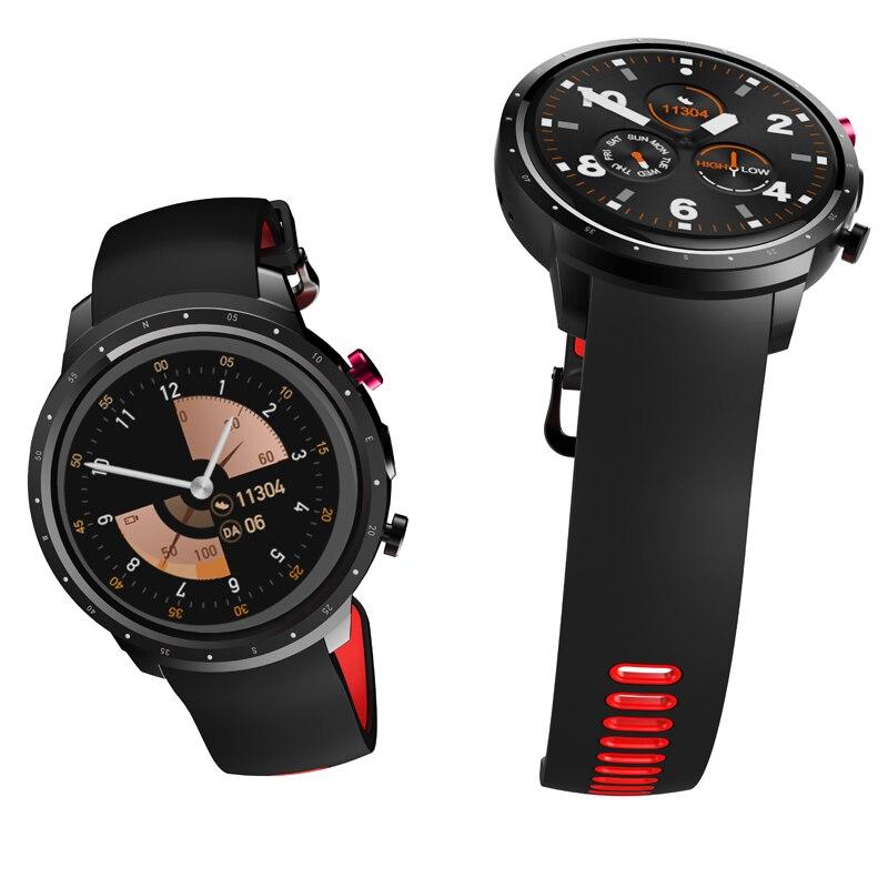 все цены на Fansaco Sport Smart Watch Men Smart Bracelet Band Wristband Pedometer Waterproof Bluetooth Camera GPS 3G Wifi For IOS Android онлайн
