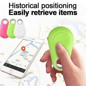 Image 4 - Mini Smart Label Bluetooth 4.0 Verlies Tracker Kind Ouderen Tas Portemonnee Huisdier Key Finder Gps Locator Alarm