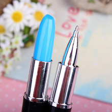 12PCS Baby shower favors souvenirs for girl Cute lipstick ball pen kids birthday party supplies  gift