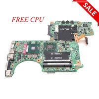 NOKOTION Main board CN 0GM848 0GM848 CN 0X635D 0X635D For dell XPS M1330 laptop motherboard 965GM DDR2 FREE CPU