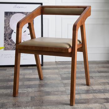 Krzesła hotelowe meble hotelowe meble handlowe stałe drewniane krzesła ameryka styl nowoczesny 52*52*75 cm hurtownie hot nowy 2018 tanie i dobre opinie Krzesło hotelowe Meble komercyjne Z LITEGO DREWNA Ecoz 52*52*75cm Nowoczesne