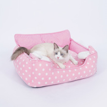 Cat House Pet Beds Mats Small Dog and cat  Sleeping Warm Nest High quality cotton