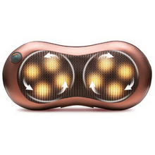 Car home Multifunction massage pillow/Cervical spine massager /Car and Household  Dual-use/Soft and comfortable/tb141113