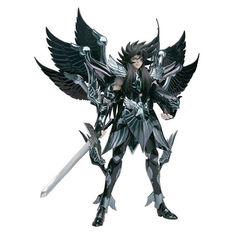 Metal Saint Seiya Cloth Myth Specters Emperur Hades God Of Underworld Action Figure Colletion Model hound of hades 2
