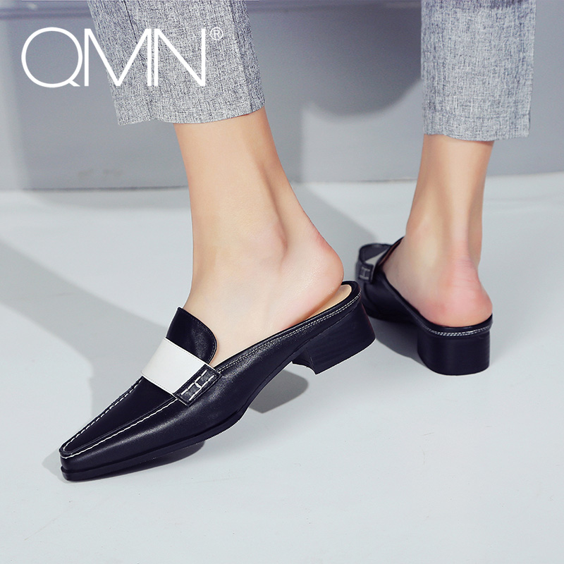Slip On Mules Shoes