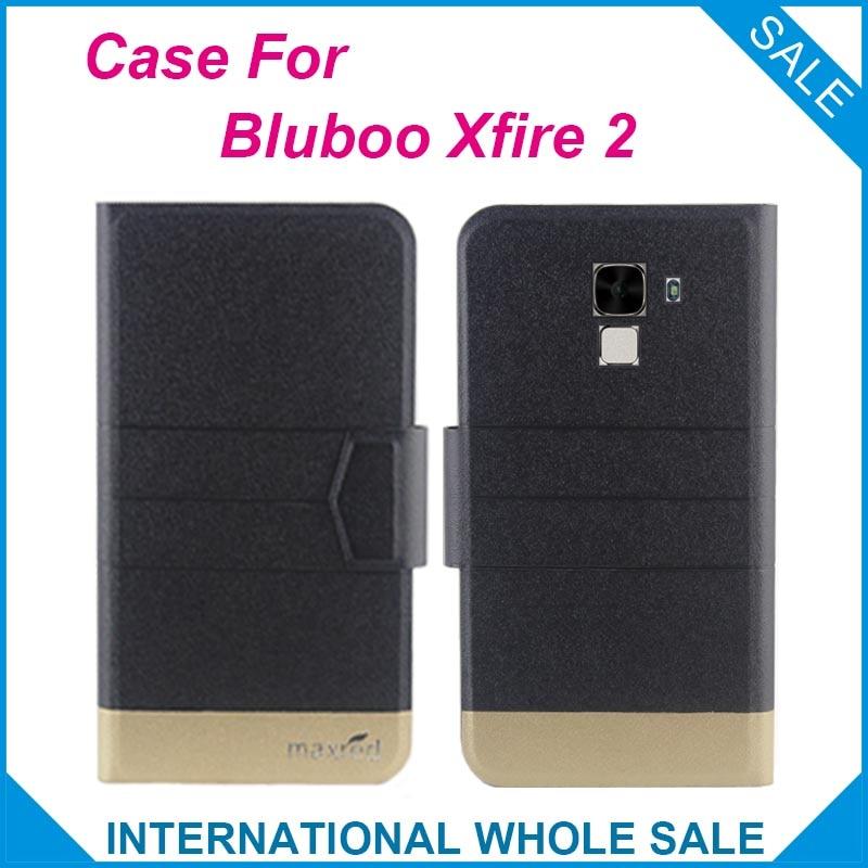 5 barev Super! Xfire 2 Bluboo pouzdro Nové módní obchodní - Příslušenství a náhradní díly pro mobilní telefony