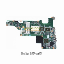 646981-001 for HP Compaq CQ43 635 laptop motherboard Radeon Graphics ddr3
