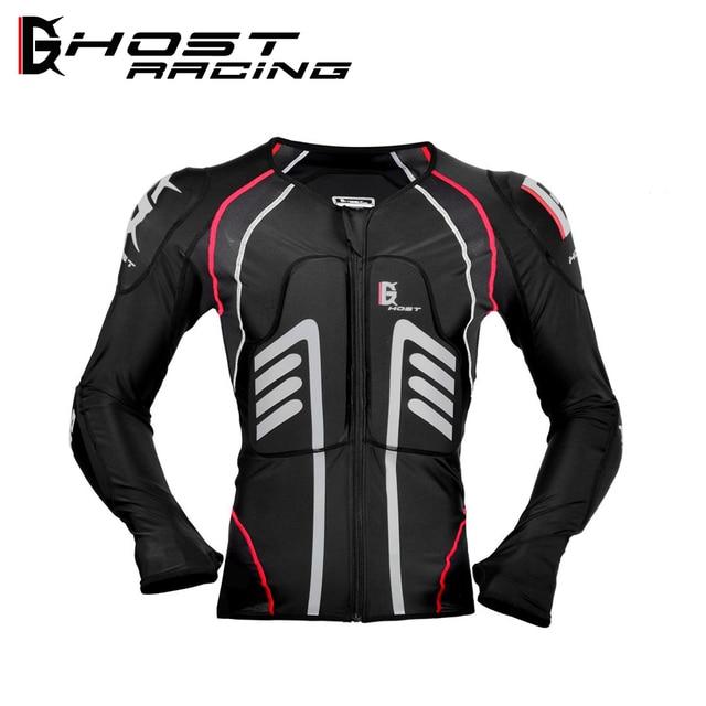 Materiale Armatura Motociclo Lycra Fantasma Vestiti Giacca Corsa Del EBwq4Cx8O