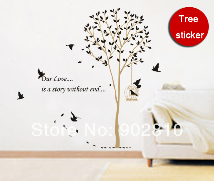 Listed In Stock 170x170cm67x67inflying Bird Cage Huge Big Tree