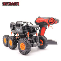 1:16 RC Toy Car Remote Control Car Toy with 6 Wheels Electric High Speech RC 4WD Offroad Car Large Remote Control Cars For Boys