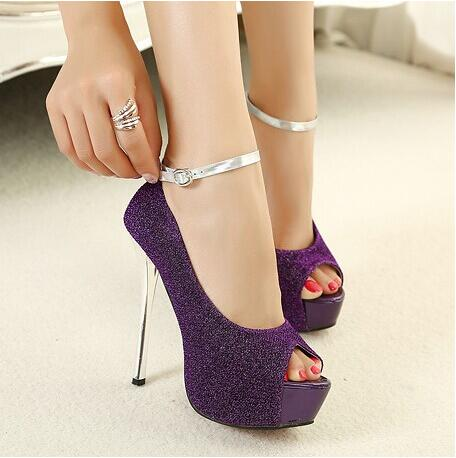 Popular Purple Womens Heels-Buy Cheap Purple Womens Heels lots ...