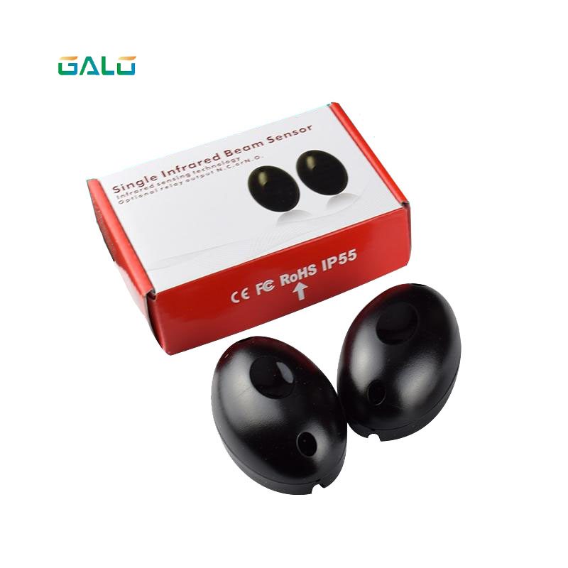 galo Security defense expert Infrared Beam sensor Photoelectric Barrier Detector for window gate door alarm 1 pair fast delivery 5 pair high sensitivity active infrared safety detected sensors photoelectric beam detector for gate opener