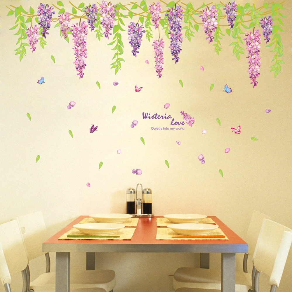 Enchanting Butterfly Wall Decorations Image Collection - The Wall ...