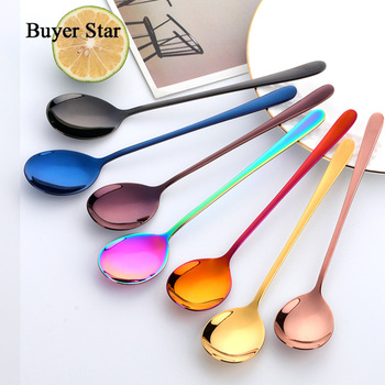 12 8 cm long track with a switch associated with a single fader slide potentiometers a10k 8t handle Buyer Star 8 Colors Stainless Steel Spoon With Long Handle Ice Spoon Coffee Spoon Tea Home Kitchen Tableware Spoons Size 21 CM