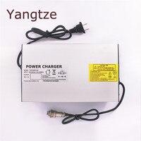 Yangtze 84V 10A 9A 8A Lithium Battery Charger For 72V Ebike E Bike Li Ion Lipo
