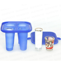 1 pc 3D Sublimation Silicone wineglass Mold Wrap for vacuum heat press machine