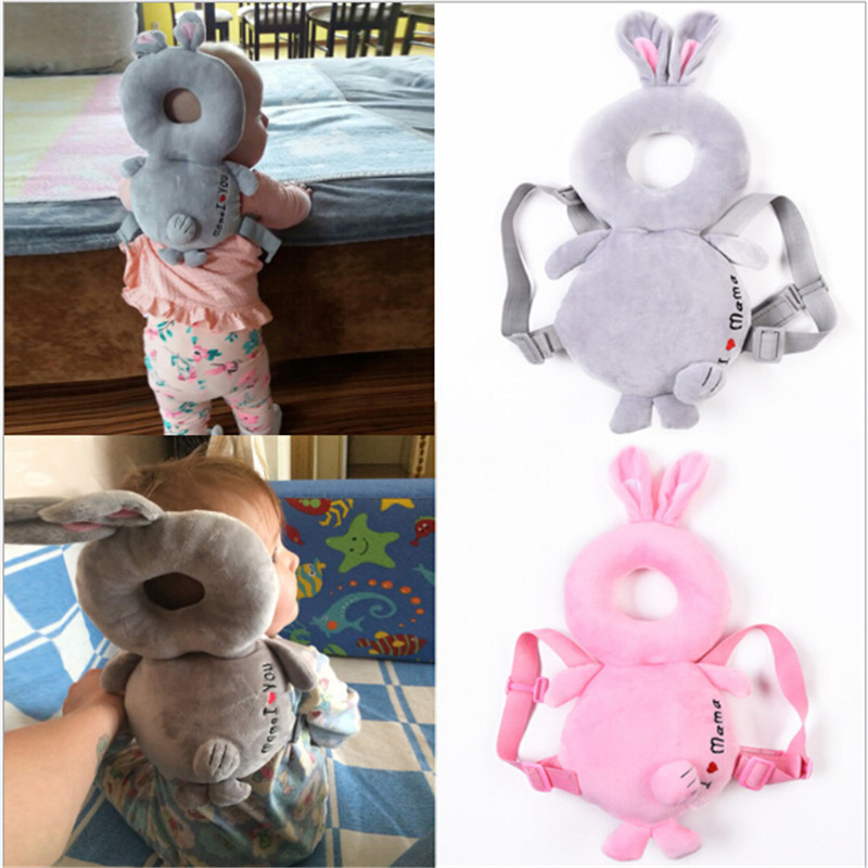 Hot Sale Baby Head Protection Pad Toddler Headrest Pillow Baby Neck Cute Animal Nursing Drop Resistance Cushion Baby Protect