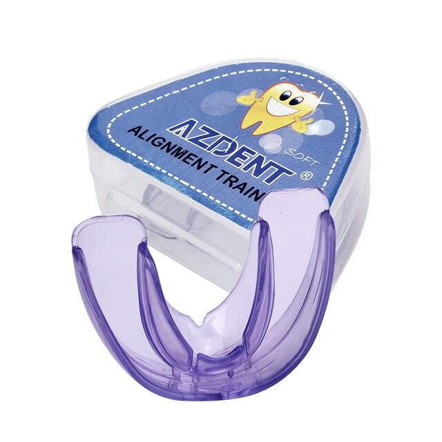 Apparecchi Ortodontici Dentali Bretelle Instanted Silicone Sorriso Denti Allineamento Trainer Denti Fermo Mouth Guard Bretelle Denti Vassoio 2