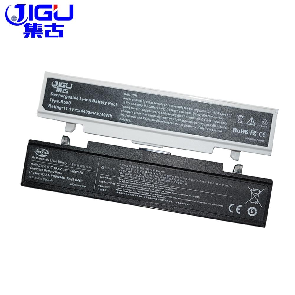 JIGU Laptop Battery For Samsung AA-PB9NS6B PB9NC6B R580 R540 R519 R525 R430 R530 RV511 RV411 RV508 R510 R528 Aa pb9ns6b нетбук samsung nc 10 тюмень