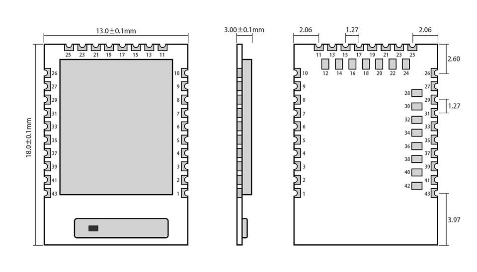 E73(2G4M08S1C) nRF52840 (5)