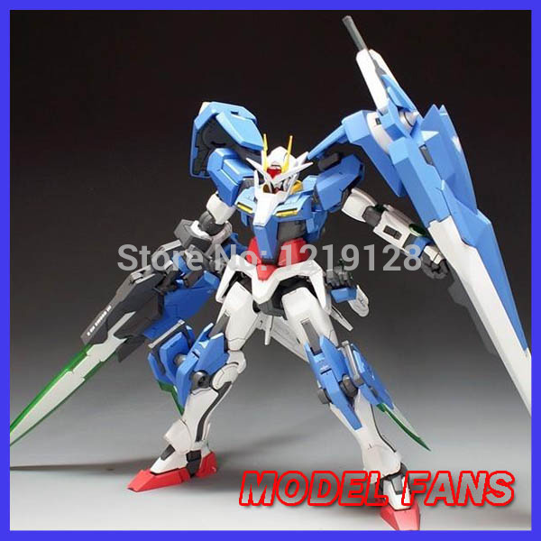 ФОТО MODEL FANS DABAN MG assembly MODEL FANS Gundam  model 1:100 MOBILE SUIT Gundam OO Seven Swords Meister Celestial Being Setsuna F