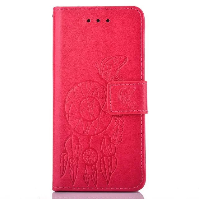For iPhone 5G SE Phone Case Leather