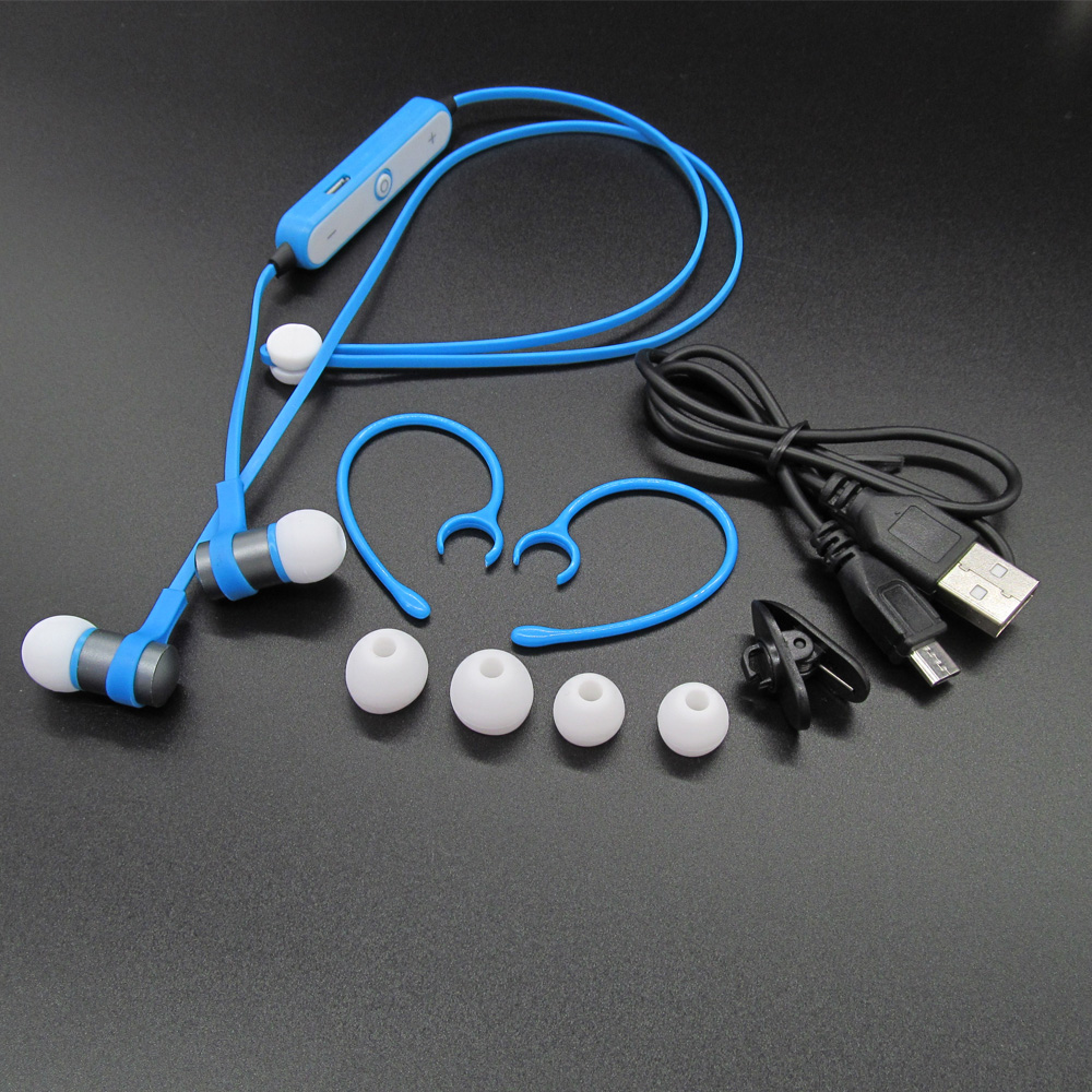 S6-1 Wireless Bluetooth Headset With Mic Sport Bluetooth Headphones Earphone With Mic Handsfree Call For Android/IOS Smartphone