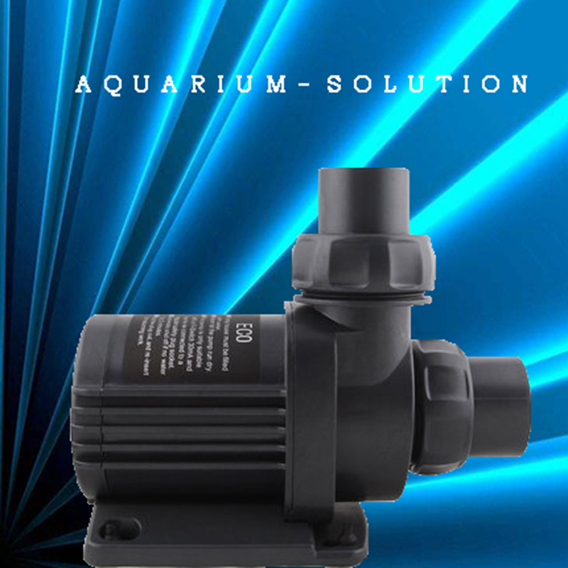 5500L/h Jebao DCP-5000 24 V Submersible Marine DC pompe à eau avec contrôleur pour Aquarium réservoir de poissons étang de jardin onde sinusoïdale Tech