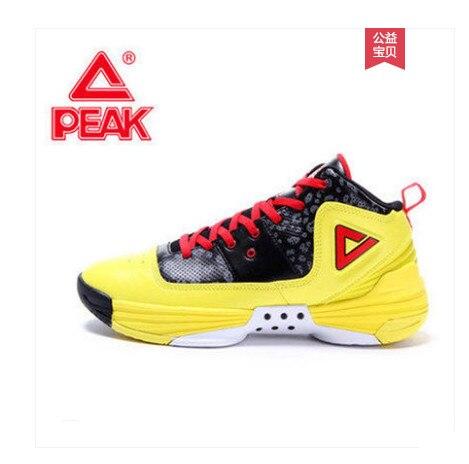 Баскетбол обувь Мужская подлинной скидка Джордж Хилл треугольник спортивные туфли мужские туфли E11975A пик