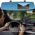 Универсальный L707 Передней И Задней Двойной Записи Высокой Четкости 170 Градусов Широкоугольный Автомобильный Заднего Вида Видеорегистратор Отзыв Зеркало DVR