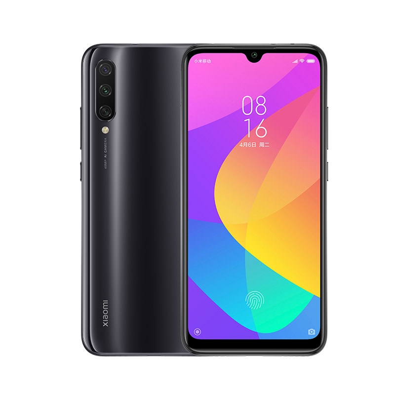 "Image 5 - In Stock Global Version Xiaomi Mi A3 MiA3 4GB 64GB Smartphone Snapdragon 665 Octa Core 6.088"" Screen 48MP + 32MP Camera 4030mAh-in Cellphones from Cellphones & Telecommunications"