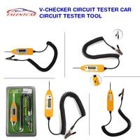 super V checker Circuit Tester code scanner