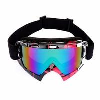 Fashion New Brand UV400 Anti Fog Cycling Riding Motorcycle Goggles Glasses CS Goggle Ski Goggles Snow