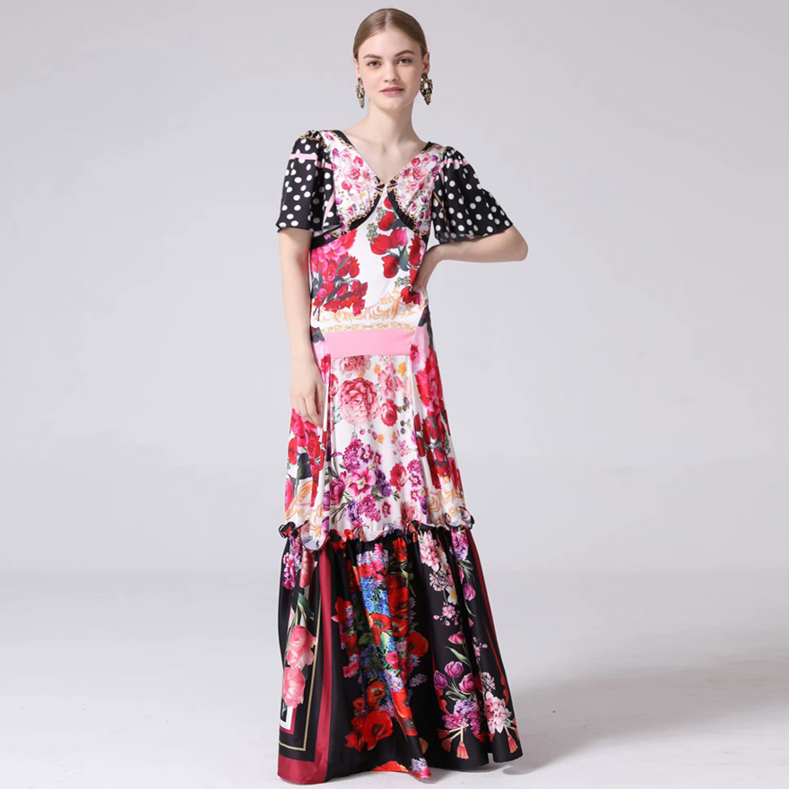 Party Print RoosaRosee Floral 6