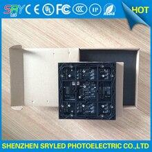 2 шт./лот Крытый Супер Высокой Четкости Полноцветный 160 мм х 160 мм 1/32 scan Шаг Пикселя 2.5 мм СВЕТОДИОДНЫЙ Модуль
