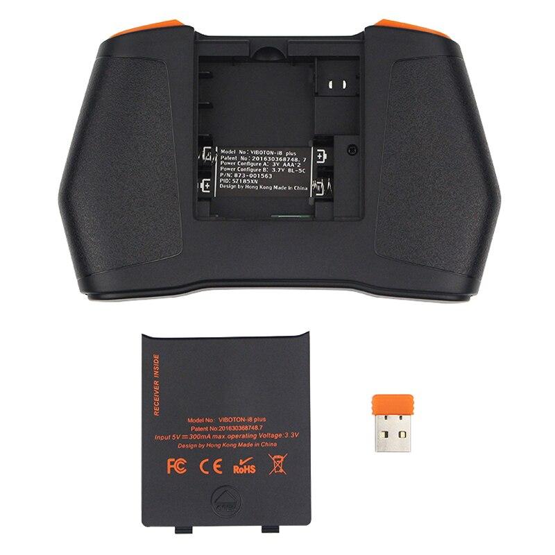 Raspberry Pi 3 Modelo B, modelo B + (Plus) + funda + teclado inalámbrico de 2,4 GHZ + cargador de energía de 2.5A + Cable de carga de interruptor USB + disipadores de calor