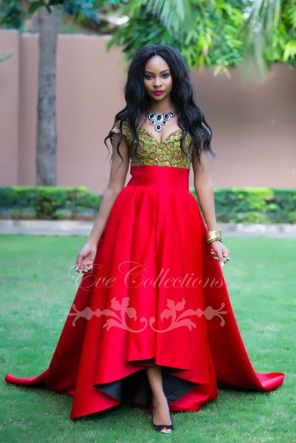 Vestido De Formatura 2018 Red High Low Prom Cap Sleeves African Tanzanian Ghana Sexy Plus Women Party Gown   bridesmaid     dresses