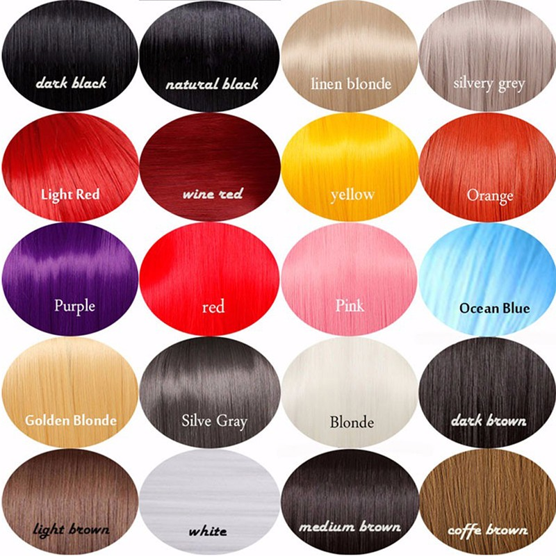 Synthetic None-lacewigs Synthetic Wigs Mcoser Free Shipping 90cm Long Synthetic Straight Dark Red Cosplay Costume Wig 100% High Temperature Fiber Hair 343a