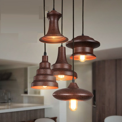 American Loft Style Iron Edison Pendant Light Fixtures For Dining Room Hanging Lamp Vintage Industrial Lighting Lamparas american edison loft style rope retro pendant light fixtures for dining room iron hanging lamp vintage industrial lighting page 3