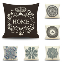 hot deal buy 2018 home decor cushion cover love geometry throw pillowcase pillow covers home textile gift pillow slips set drop shipping